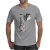 I Rock Climbing Mens T-Shirt