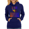 I RUN. SLOWER THAN A FISH OUT OF WATER Womens Hoodie