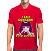 I said goddamn - Mia Wallace Mens Polo