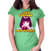 I said goddamn - Mia Wallace Womens Fitted T-Shirt