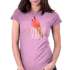 I Scream ... Womens Fitted T-Shirt