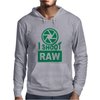 I Shoot Raw Photography Camera Photograph Mens Hoodie