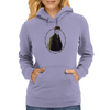 I solemnly swear that I am up to no good Womens Hoodie