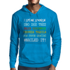 I SPEAK SPANISH Mens Hoodie