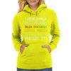 I SPEAK SPANISH Womens Hoodie