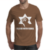 I Stand with Israel Mens T-Shirt