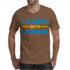 I Stand with Ukraine Mens T-Shirt