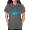 I Stand with Ukraine Womens Polo