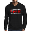 I Still Miss My Ex But My Aim Is Improving Mens Hoodie
