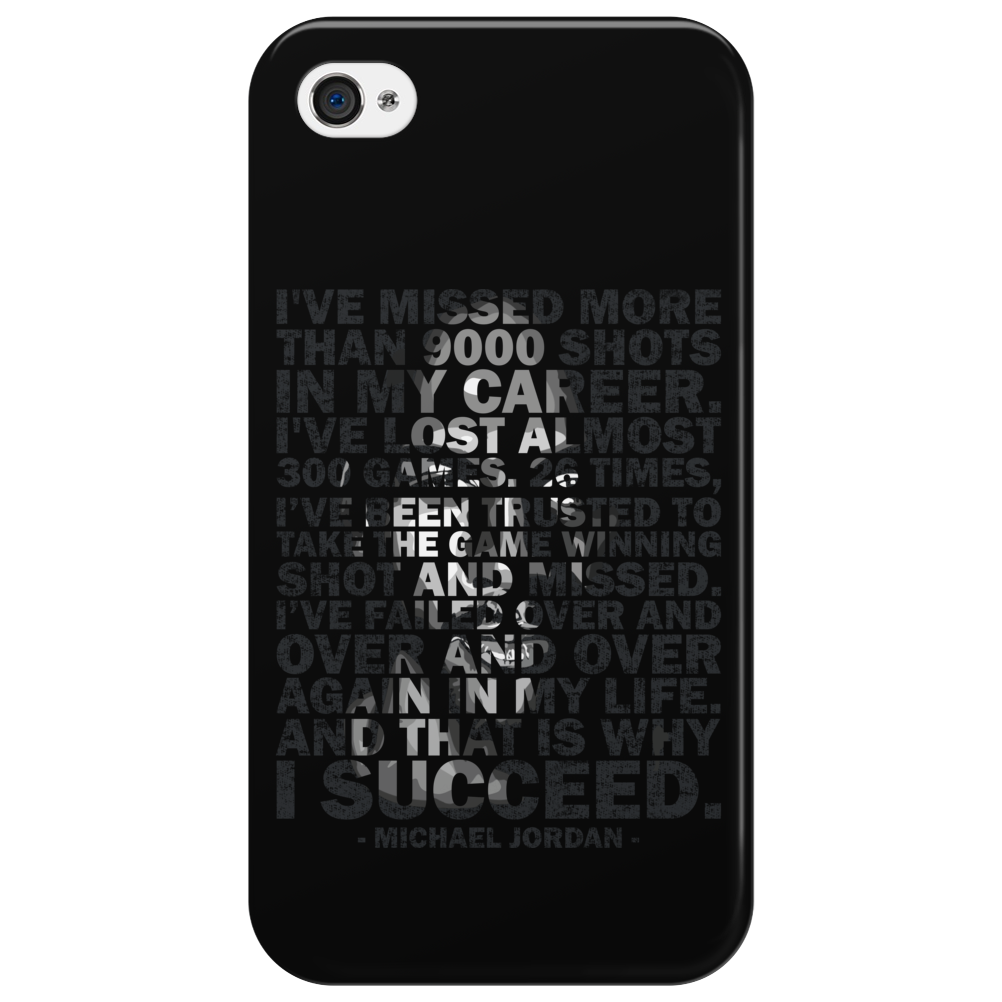 I Succeed Phone Case