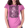 I Succeed Womens Fitted T-Shirt