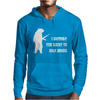 I Support The Right To Arm Bears Mens Hoodie