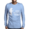 I Support The Right To Arm Bears Mens Long Sleeve T-Shirt