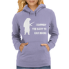 I Support The Right To Arm Bears Womens Hoodie