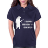 I Support The Right To Arm Bears Womens Polo