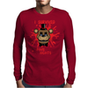 I survived five nights Mens Long Sleeve T-Shirt