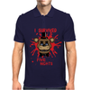 I survived five nights Mens Polo