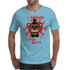 I survived five nights Mens T-Shirt
