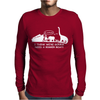 I Think We're Gonna Need A Bigger Boat Mens Long Sleeve T-Shirt