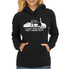 I Think We're Gonna Need A Bigger Boat Womens Hoodie