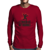 I tried it at home! Mens Long Sleeve T-Shirt