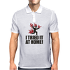 I tried it at home! Mens Polo