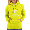 I Tried It At Home Womens Hoodie
