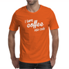 I turn coffee into code Mens T-Shirt
