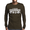 I Void Warranties. Mens Long Sleeve T-Shirt