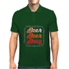 I Want Beer (A Celtic Magic Formula) Mens Polo