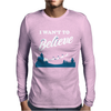 I Want To Believe Christmas Mens Long Sleeve T-Shirt