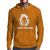 I Want To Believe Mens Hoodie