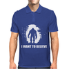 I Want To Believe Mens Polo