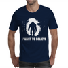 I Want To Believe Mens T-Shirt