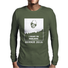 I Want to Berlieve Mens Long Sleeve T-Shirt