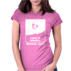 I Want to Berlieve Womens Fitted T-Shirt