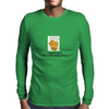 I want to know who cut the Cheese! Mens Long Sleeve T-Shirt