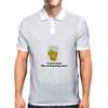I want to know who cut the Cheese! Mens Polo