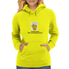 I want to know who cut the Cheese! Womens Hoodie