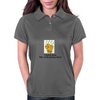 I want to know who cut the Cheese! Womens Polo