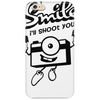 I Will Shoot You Phone Case