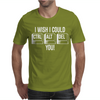 I Wish I Could CTRL ALT DEL You Mens T-Shirt