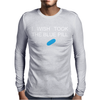 I wish I took the Blue Pill Mens Long Sleeve T-Shirt