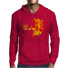 I'am the king Mens Hoodie