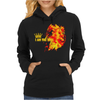 I'am the king Womens Hoodie