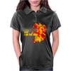 I'am the king Womens Polo