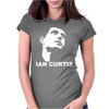 Ian Curtis Womens Fitted T-Shirt