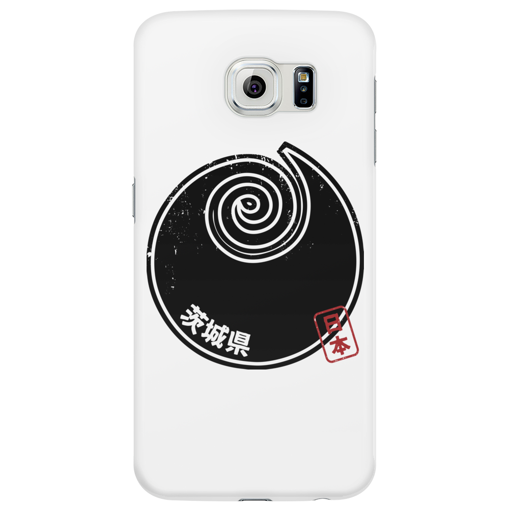 IBARAKI Japanese Prefecture Design Phone Case