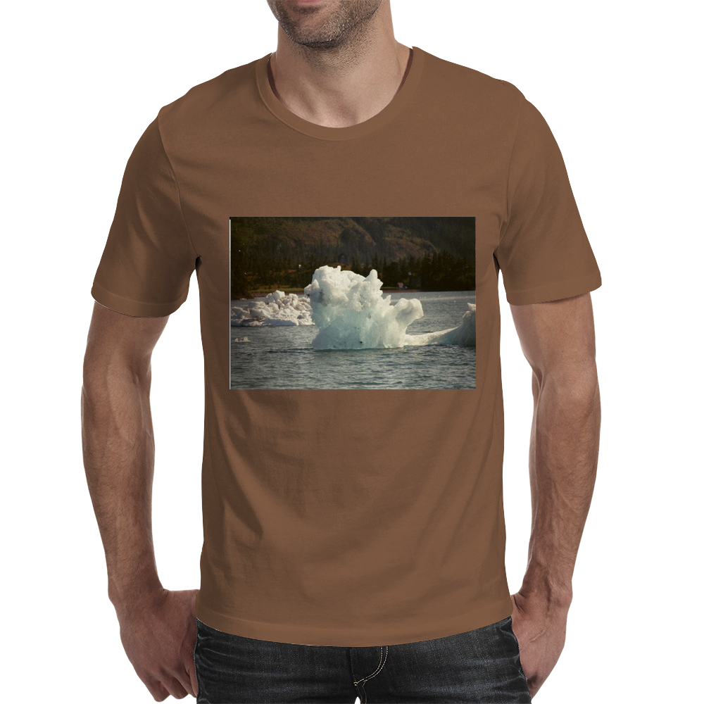 ICE BERG Mens T-Shirt