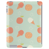 Ice cream and orange pattern Tablet